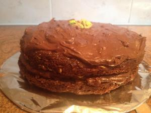 This gluten free courgette and chocolate cake will be the best thing you have eaten in a very long time. Try it and I bet you will be surpised at how good it tastes.