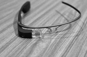 Google Glass Photo: Shradha Mishra