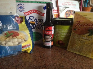 There are some great gluten free products that are available in the UK and Europe.