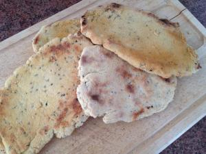 These gluten free naan bread are so simple and easy to make. They will be a great accompaniment to any gluten free curry night.