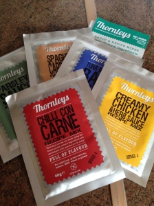Thorleys offer a great range of gluten free sauces that are easy to use and have a great flavour.