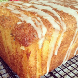 Gluten free gin and lemon cake. This is perfect for any gin fan.