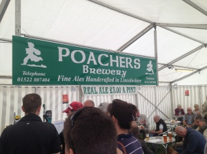Poacher Brewery is a micro- brewery based in North Hykeham near to Lincoln.
